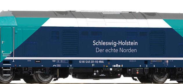 Piko 52520 Locomotiva Diesel BR 245 NAH SH