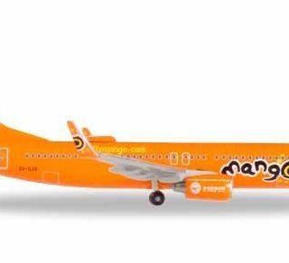 Herpa 531351 Boeing 737-800 Mango Modellismo
