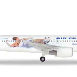 "Herpa 531405 Airbus A320 Air france ""Franci 1998:itali Modellismo"