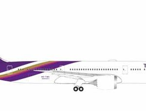 "Herpa 531467 Boeing 787-9 Dreamliner Thai Airways "" Ph Modellismo"