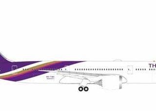 """Herpa 531467 Boeing 787-9 Dreamliner Thai Airways """" Ph Modellismo"""
