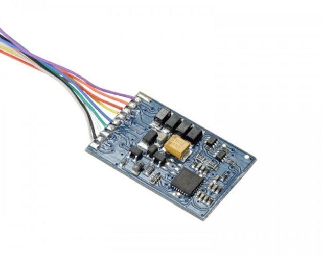 Esu 53611 Decoder DCC 8 poli standard NEM652 Modellismo