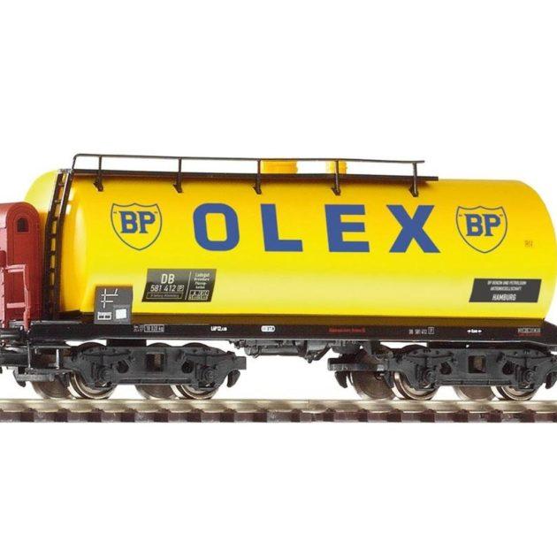 "Piko 54347 Carro cisterna ""OLEX BP""  DB"