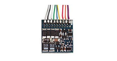Esu 54620  LokPilot Fx V 4.0 decoder 8 poli NEM 652 Modellismo