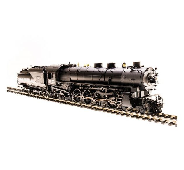 Broadway_Limited 5465 UP MT Class 4-8-2