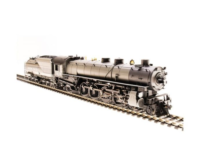 Broadway_Limited 5470 UP MT Class 4-8-2