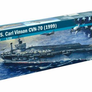 Italeri 5506 U.S.S. CARL VINSON CVN-70