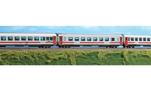 Acme 55194 Set 3 carrozze per treni IC FS