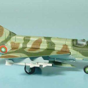 Herpa 552400 Mikoyan MiG-21bis Air Force Modellismo