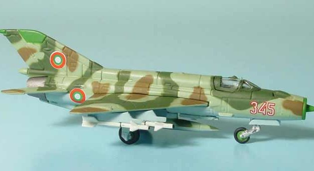 Herpa 552400 Mikoyan MiG-21bis Air Force Modellismo