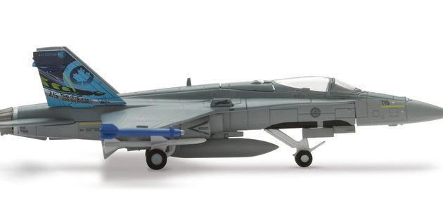 Herpa 552660 Mc Donnell Douglas CF-18 Modellismo