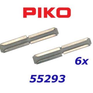 Piko 55293 SCARPETTE DI COMPENSAZIONE (6pz)