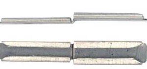 Piko 55294 Scarpette di passaggio tra binario codice 2.1 a codice 2.5