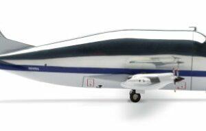 Herpa 553179 Aero Spaceline 377SGT  Nasa Modellismo