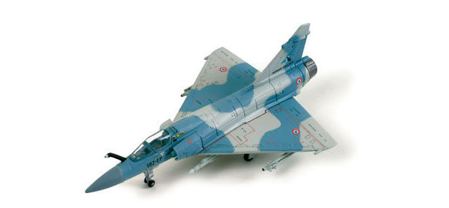 "Herpa 553605 DASSAULT MIRAGE 2000-5F ""FRENCH AIR FORCE Modellismo"