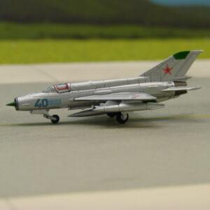 Herpa 555487 Mikoyan Mig-21bis Soviet Air Force Modellismo
