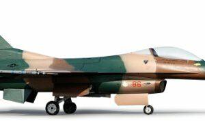 Herpa 555579 USAF LOCKHEED MARTIN F-16C Modellismo