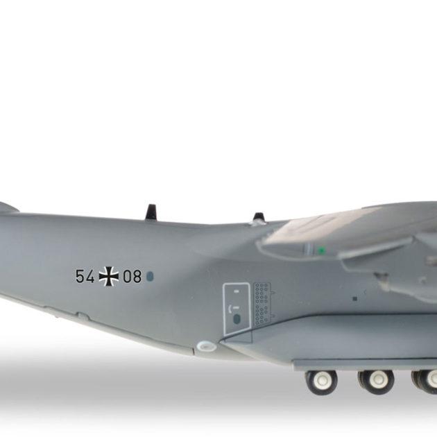 Herpa 557207-002 Airbus A400M Atlas Luftwaffe Modellismo