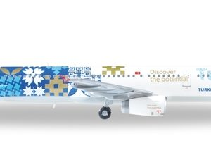 Herpa 557900 Airbus A321 Turkish Airlines Modellismo