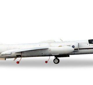 Herpa 558082 Lockeed ER-2 (U-2S9 Modellismo