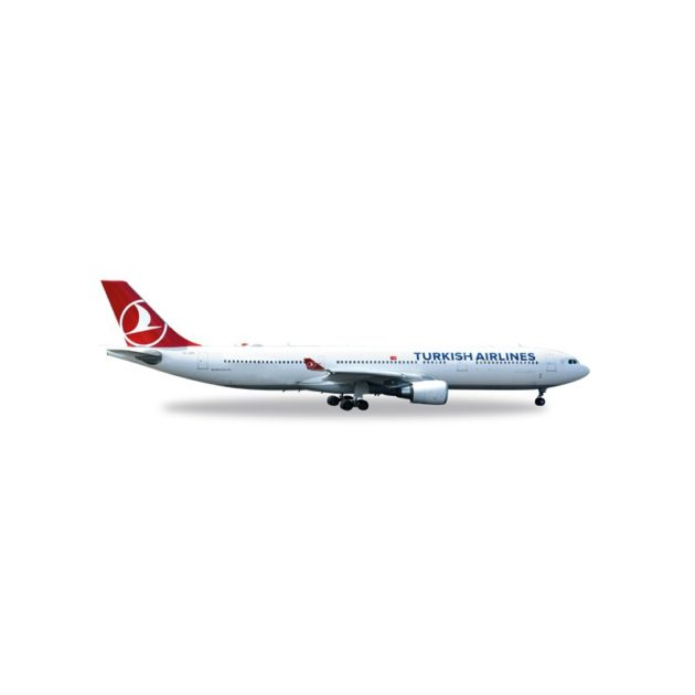 "Herpa 558105 Airbus A330-300 Turkish Air Lines ""EM  20 Modellismo"