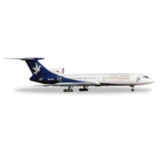 Herpa 558143 Tupolev TU-154m Slovak Airlines Modellismo