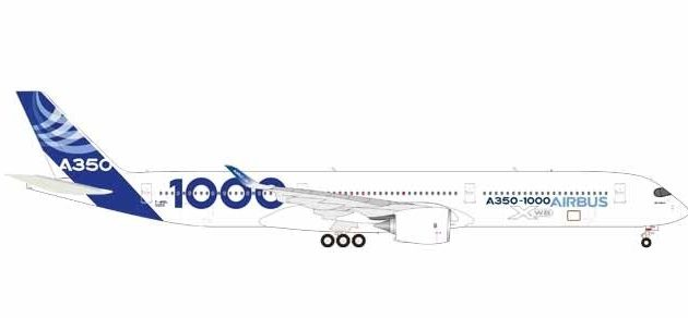 Herpa 559171 Airbus A350-1000 Airbus Modellismo