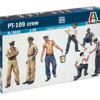 ITALERI 5618 Pt 109 Crew And Accessories