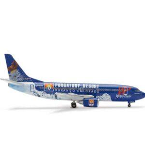 "Herpa 562140 Boeing 737-300 ""Spirit Durang Modellismo"