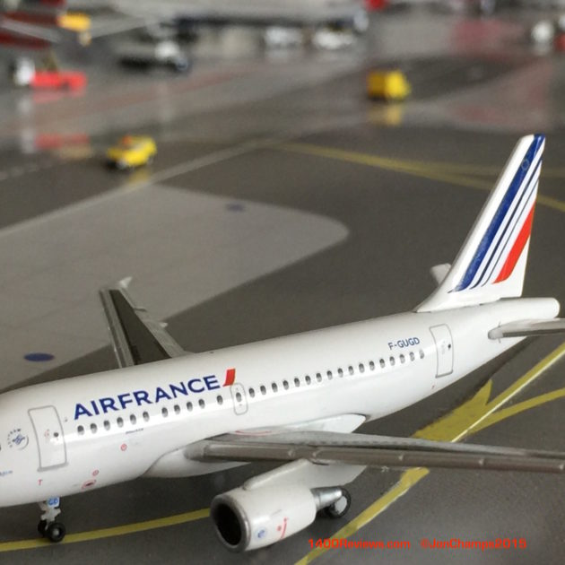 Herpa 562232 Airbus A318 Air France Modellismo