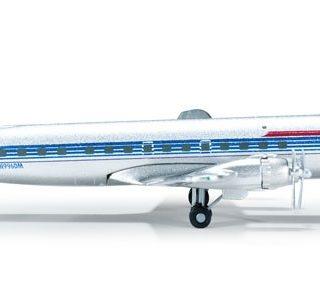 Herpa 562249 Douglas DC-6B Flying Bulls Modellismo