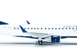 Herpa 562324 Delta Connection Embraer ERJ-170 Modellismo