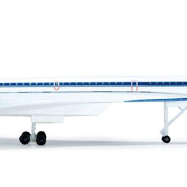 Herpa 562348 Tupolev TU-144 Aeroflot Modellismo