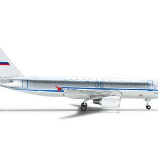 Herpa 562379 A320 AEROFLOT RETROJET Modellismo