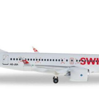 Herpa 562522-001 Bombardier Swiss internationa Air Lines Modellismo
