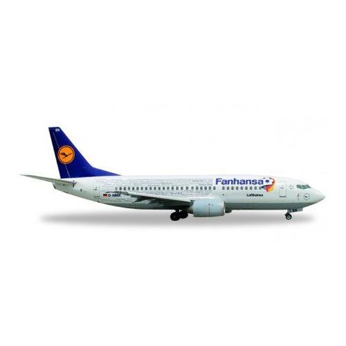 Herpa 562546 Boeing 737-300 lufthansa Modellismo
