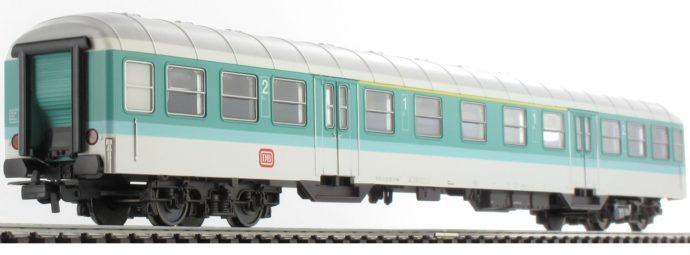 Piko 57666 Carrozza  1/2 classe Abn 773.2 DB AB ep.