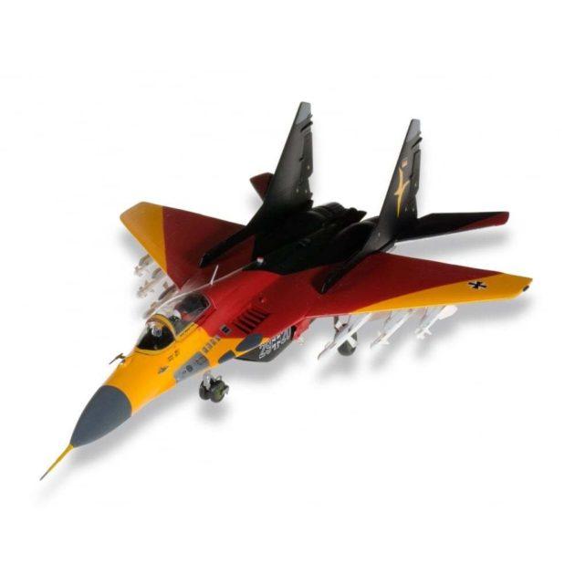 Herpa 580021 Aereo in metallo MIG-29G Luftwaffe Mikoya Modellismo