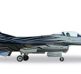 Herpa 580137 Lockeed F-16AM Fighting Falcon Modellismo