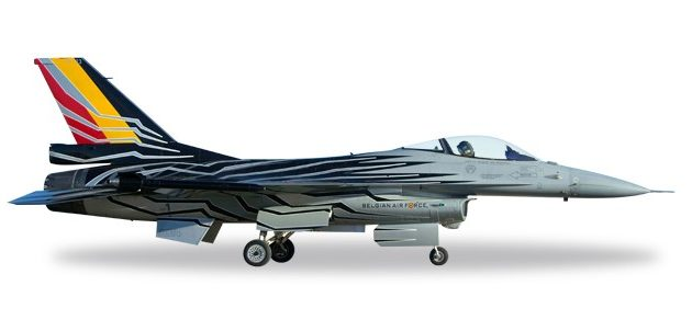 Herpa 580137 Lockeed F-16AM Fighting Falcon Modellismo
