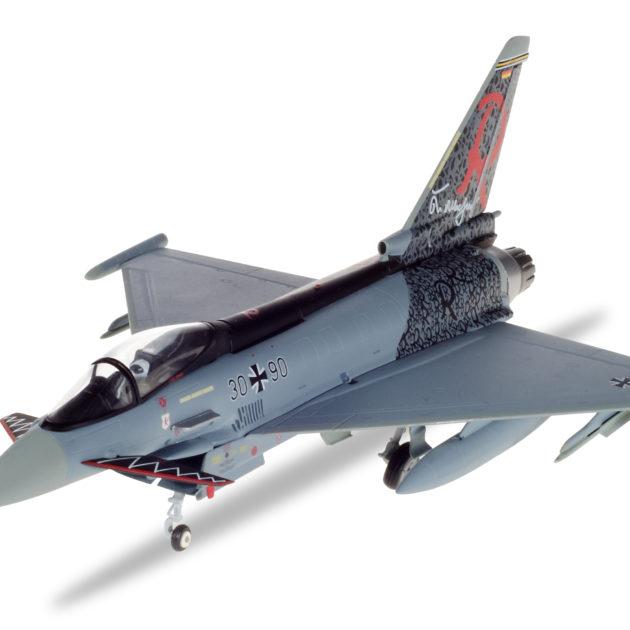 Herpa 580182 Eurofighter Typhoon Luftwaffe  TakttLwG   Modellismo