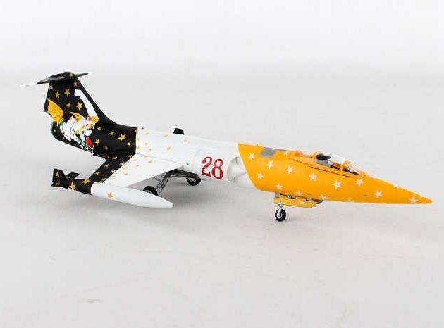 Herpa 580205 Lockheed RF-1040 Starfighter Italia AF Modellismo