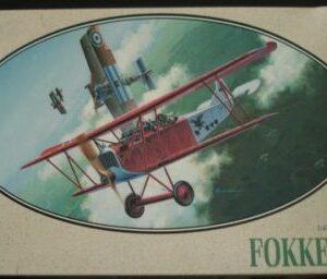 Dragon 5905 Aereo in kit FOKKER DR.VII scala 1/48 Modellismo