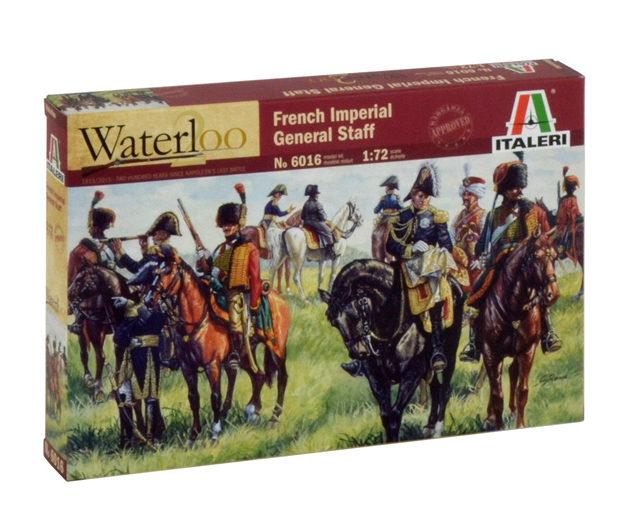 ITALERI 6016 Figurini Fanteria Imperiale Francese batt Modellismo