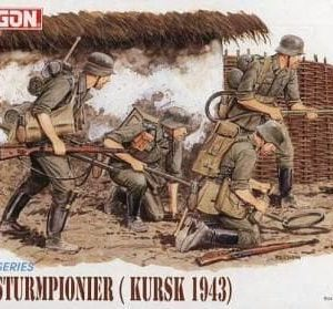 Dragon 6024 GERMAN STURMPIONIER (KURSK 1943) Modellismo