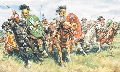 ITALERI 6028 Roman Cavalry Modellismo
