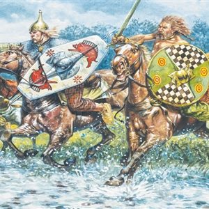 ITALERI 6029 Celts Cavalry   1/72 Scale Modellismo