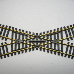 Fleischmann 6060 Incrocio 30° serie Modello Modellismo