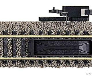 Fleischmann 6114 Binario sgancia vagoni manuale Modellismo