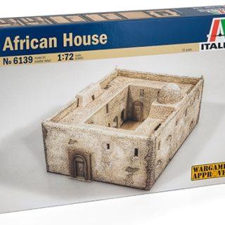 ITALERI 6139 Casa Africana